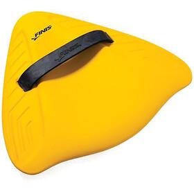 FINIS Alignment Planche De Natation Kickboard Enfant, jaune